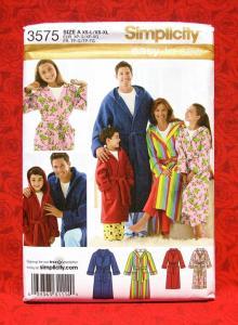bathrobepattern